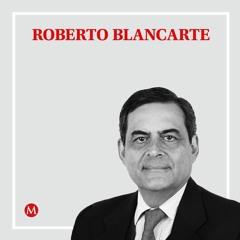 Roberto Blancarte. Barco a la deriva