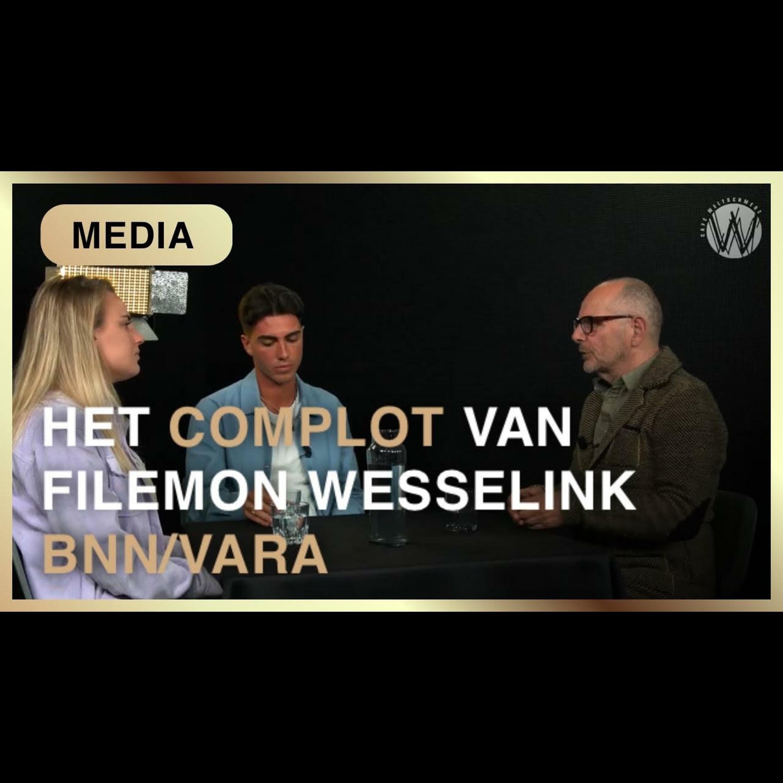 Het 'Complot' van Filemon Wesselink BNN/VARA - Max von Kreyfelt, Laura Hos en Duncan Robles