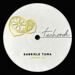Gabriele Toma - Street (Original Mix)