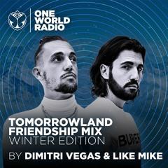 Tomorrowland Friendship Mix - Dimitri Vegas & Like Mike