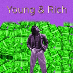 """[FREE] Hip-Hop X Lil Yachty type beat """"Young & Rich"""" (Prod. FEELBIT)"""