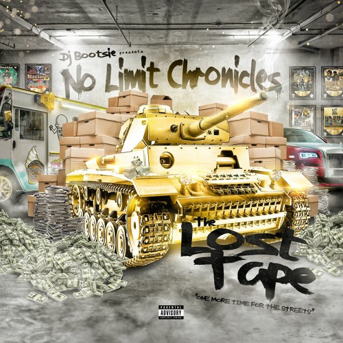 """Master P """"No Limit Chronicles - The Lost Tape"""""""