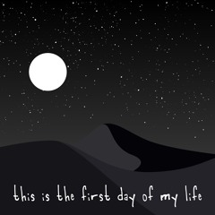 first day of my life (a bright eyes cover)