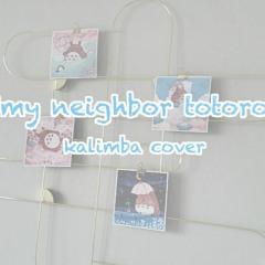 'My Neighbor Totoro' - Kalimba Cover
