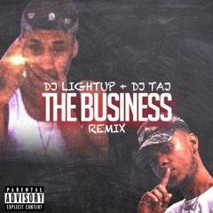 DjLightup X DjTaj - The Business 2k21 (BootyBounceAnthem)