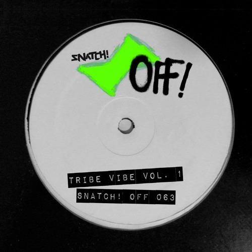 02 Africanation (Original Mix) - Kenny Brian [Snatch! Records]