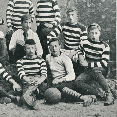 Afl. 4: Het eerste potje voetbal in Nederland