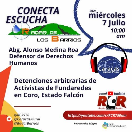 Programa El radar de los barrios | Miércoles 07/07/2021. Corte 2