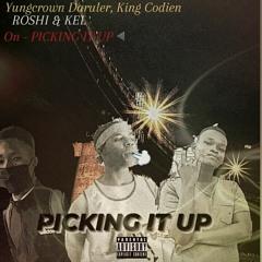 Picking It Up (Feat. King Codien, Roshi & Kel) ~unreleased~