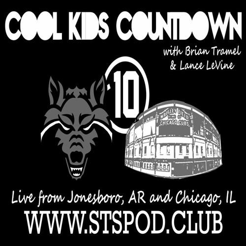 "Cool Kids Countdown Ep 74: ""Top 10 Corona Quarantine Tips,""  Episode 312"