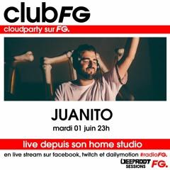 #CloudParty - Club FG X Radio FG - 01.06.21