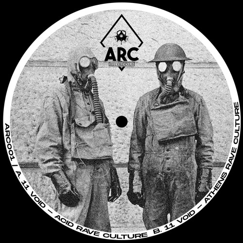11 Void - Athens Rave Culture EP Preview