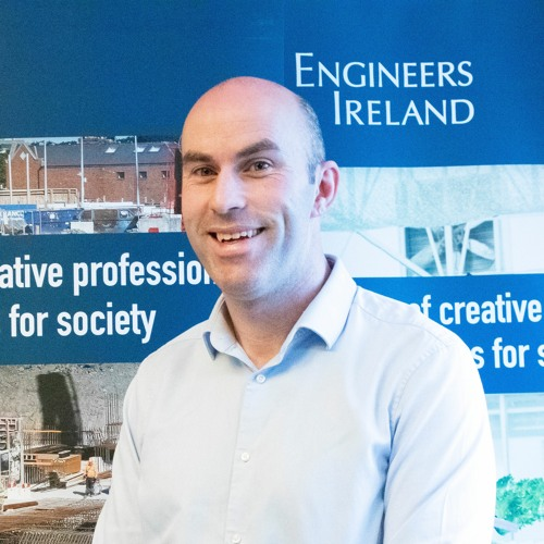 Gearóid Fitzgerald speaks about Becoming a Chartered Engineer.