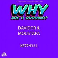 Davidor & Moustafa, Kerry Paul - Why Are You Running (Remix)
