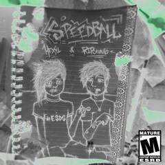 """1. Hexyl + RipCavallo - Dead Bic (""""Speedball"""" out 12/18)"""