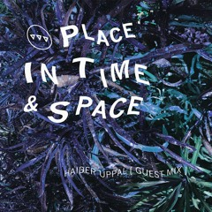 Place in Time & Space Detroit w/ Haider Uppal