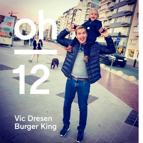 oh #12 | Vic Dresen | Burger King