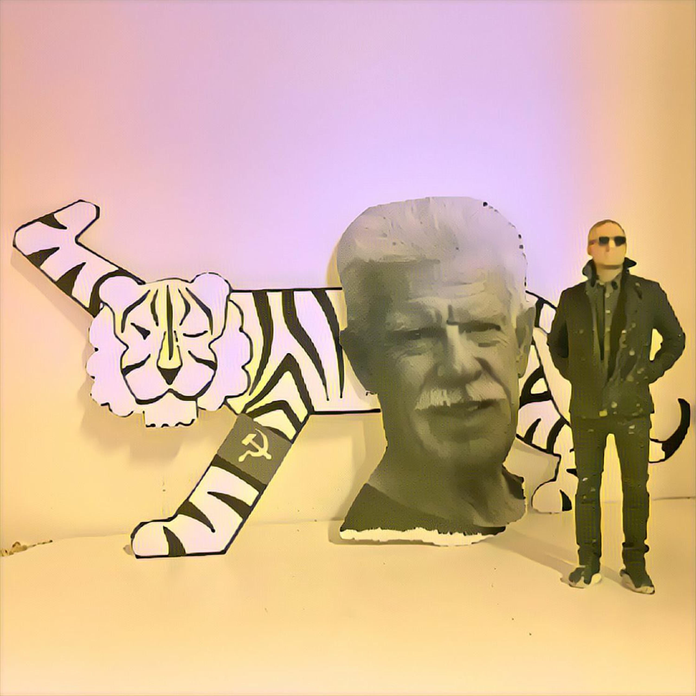 En Afrosvensk Tiger med Bengt G Nilsson