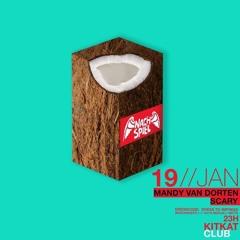 KitKat Club Nachspiel 19.01.20 Scary & Mandy van Dorten Part 1