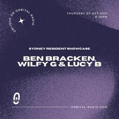 oblique radio 027 - Ben Bracken, Wilfy G & Lucy B