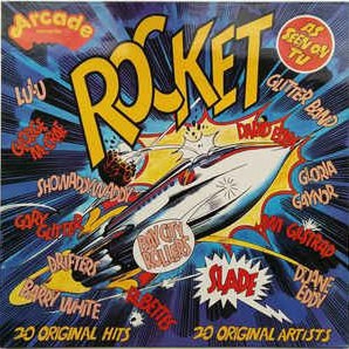 !Rocket Raider!