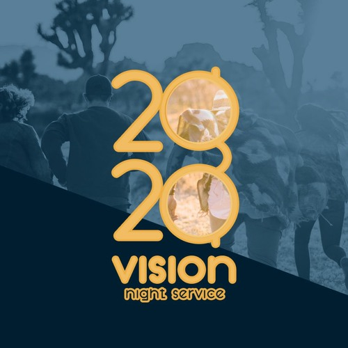 2020 Vision Night Service Part 1 - Together - Ps Esther Taofiga - 01/03/2020
