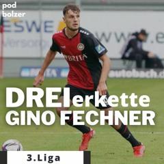 3.Liga - 11.Spieltag | DREIERkette - Folge 2 | Zu Gast: Gino Fechner