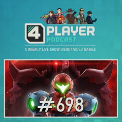 4Player Podcast #698 - The Dreadful Show (Metroid Dread, Far Cry 6, Back 4 Blood, and More!)