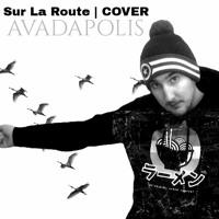 Sur La Route chanson raphael - cover -