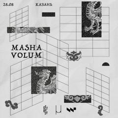 Masha Volum | Казань @ Mutabor (28.08.2020)