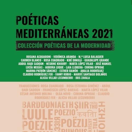 Casa Árabe en la Noche de los Libros 2021: Poéticas Mediterráneas