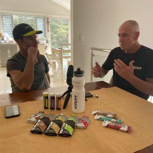 We sat down with Craig Alexander to talk about the importance of nutrition.