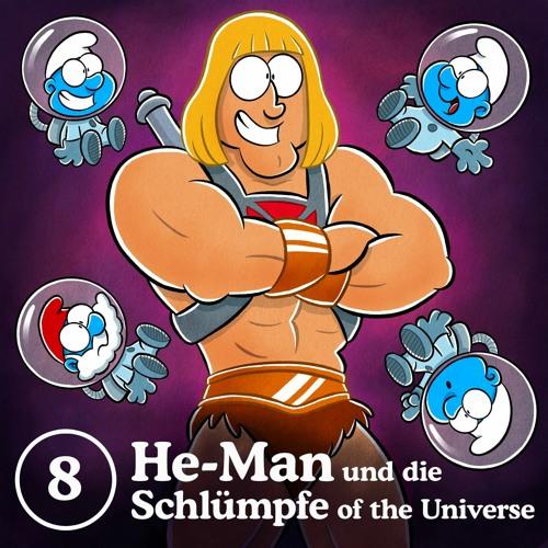 8: He-Man und die Schlümpfe of the Universe