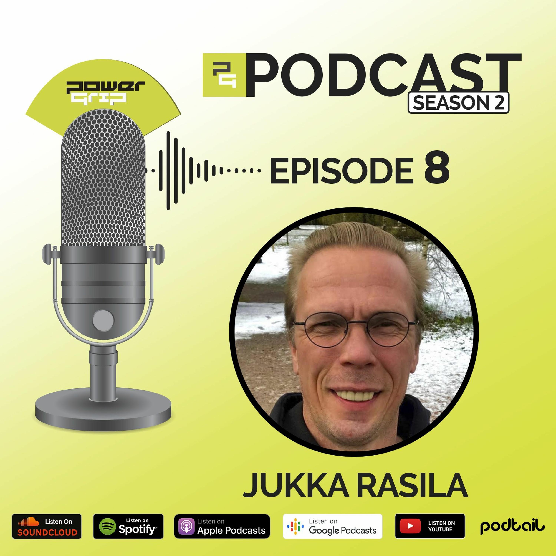 Kausi 2 - 8. Jakso - Jukka Rasila