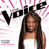Last Dance (The Voice Performance)
