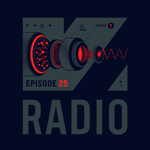 Noisia — VISION Radio S01E25