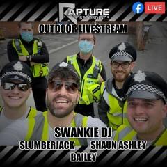 Rapture Recordings meets Swankie DJ