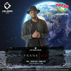 GLOBAL SUPREMACY RADIO - Episode 004 - FRANK JEZ (Ireland)
