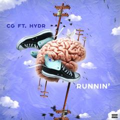 runnin' // (feat. HYDR)