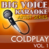 Clocks (In the Style of Coldplay) [Karaoke Version]