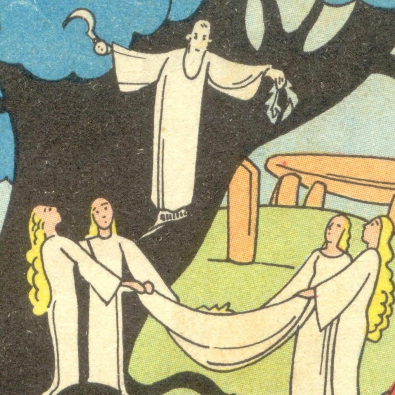 Découvrez les secrets des druides avec Mathieu Halford