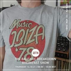 The Balearic Breakdown Breakfast Show - 14.10.2021