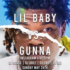LIL BABY VS. GUNNA