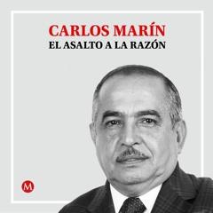 Carlos Marín. La 4T, de espaldas al pueblo cubano
