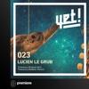 Download Premiere: Lucien Le Grub - Timewarp (Adapter Remix)- Yet Records Mp3