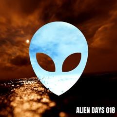 Antrim - Carl Bee - Anden - Matt Fax - Cosmonaut - Rauschhaus - Tinlicker - 👽 [Alien Days Mix]