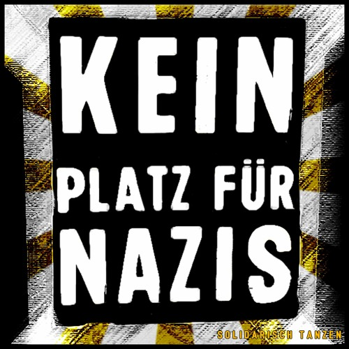 """Demo-Redebeitrag """"Solidarisch Tanzen gegen Rechts"""" am 16.05. &  23.05. [zeckenmastering]"""