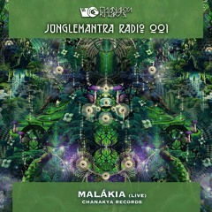 Jungle Mantra Radio 001 | Malakia (live)