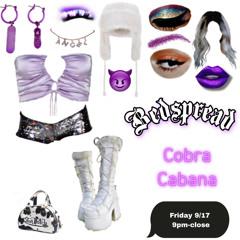 Cobra Live Set 9.17.21