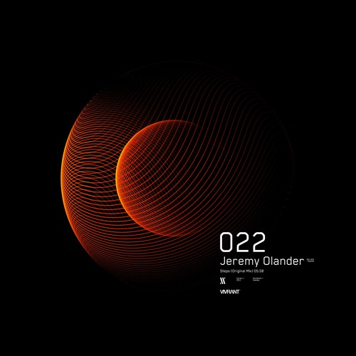 Jeremy Olander - 'Steps' [VIV022]